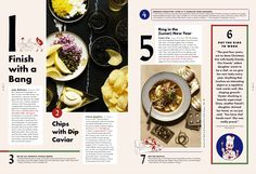 Food Magazine Layout, Magazine Layout Design, Ideas Magazine, Editorial Design, Editorial Layout, Graphic Design Print, Ad Design, Yearbook Design, Magazine Spreads