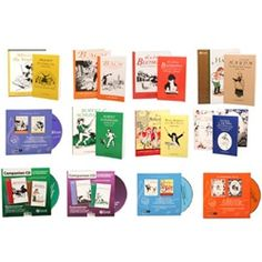 Classical Music History for Children Complete Set $160.00