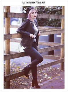 Fall Style, Fall Fashion, Autumn Look, Rosa Haare, Pink Hair, s.Oliver Fashion, Urban Style, Blogger Style