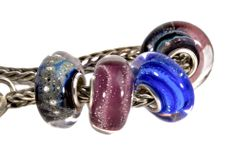 Trollbeads Unique of the Week: The Galaxy Beads APRIL 1, 2013 BY TROLLBEADS
