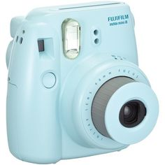 The Instax® Mini 8 is a great instant-film camera for taking fun, spontaneous pictures at a party or for everyday. The camera automatically determines the best brightness for taking a picture, and inf