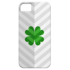Clover iPhone 5 Cases