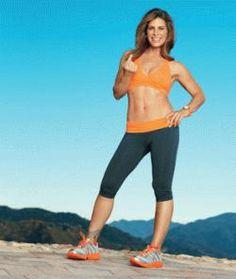 Jillian Michaels' 16-minute jump-start workout