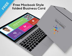 "Check out new work on my @Behance portfolio: ""MacBook Style Folded Business Card V2"" http://on.be.net/1X08d3V"