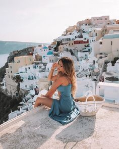 Travel Photos Greece 19 Ideas Best Picture For greece travel videos For Your Taste You are looking for something, and it is going to. Oh The Places You'll Go, Places To Travel, Travel Destinations, Travel Pictures, Travel Photos, Couple Travel, Greece Outfit, Greece Pictures, Poses Photo
