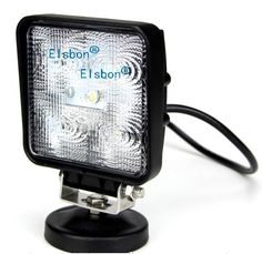 Find More Lights & Indicators Information about WholeSale 15W LED Work Light Car Light Source Car Styling LED Lamp Fog lights For Car Motorcycle Forklift Offroad Truck Boat L9,High Quality Lights & Indicators from Elsbon Electronic & Car Accessory on Aliexpress.com Led Work Light, Work Lights, Cheap Lamps, Buying Wholesale, Led Lamp, Car Accessories, Offroad, Cars Motorcycles, Boat