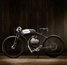 Derringer What a cool bike!