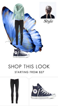 """""""Parrish imagine #2"""" by sara598d on Polyvore featuring Converse and J.TOMSON"""