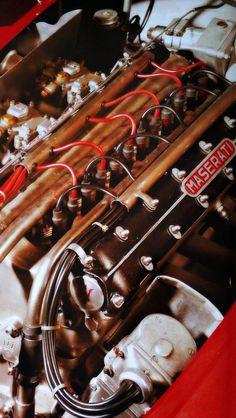 Maserati engine #Engine