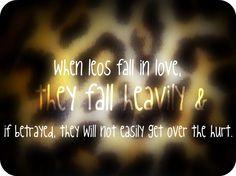 falling hard.