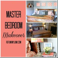 Master Bedroom Revea