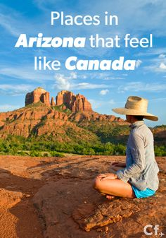 Canadians looking to escape the winter don't have to feel homesick in Arizona