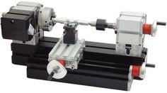 UNIMAT-Metal-Line-ML-Set-6in1-83001-Tool-Benchtop-Power-Lathe-Mill-Drill-Machine