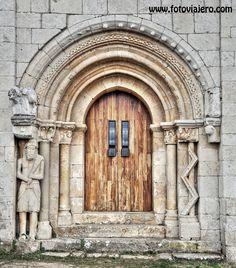 Iglesia románica de San Pantaleón de Losa, Burgos