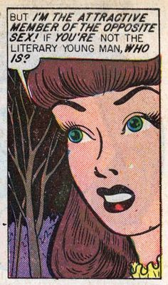 Patsy Walker Comics #19, 1948.