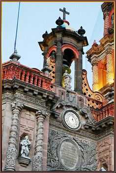 Catedral Metropolitana de San Luis Potosi, México