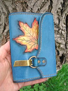 This item was sold already, but I can make you a similar one in different color combination and design. This case is made to hold your passport and