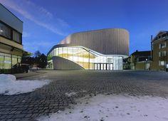 Montforthaus / HASCHER JEHLE Arch. Berlin (DE) – 7 фотографий