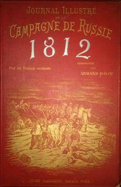 El Viejo Libro, Libreria Anticuaria, Edward Contreras Vergara, www.elviejolibro.tk: Campagne de Russie 1812. G, de Faber du Faur.