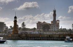 Montazah Palace, Alexandria, #Egypt