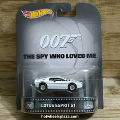 Hot Wheels Retro Entertainment James Bond 007 The Spy Who Loved Me Lotus Esprit S1 #hotwheels #hotwheelsphotography #diecast #hotwheelscollector #hotwheelscollection  #hotwheelscirebon #hotwheelstangerang  #hotwheelsjakarta #hotwheelssemarang #hotwheelsindonesia #jamesbond #lotusesprit #hotwheelsmurah #pajangan #diecastindonesia #diecastjakarta #kadoanak #kadounik #mainananak #kadoulangtahun  #hotwheelssolo #mobilan #jualminiatur #jualmainan #jualpajangan #jualhotwheels #jualanku…