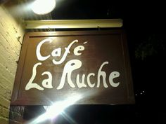 Cafe La Ruche has long been a favorite of mine. Located on 31st just south of M St., it's a little French bistro. Lite, romantic atmosphere.