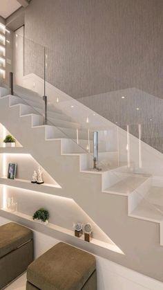Room Design Bedroom, Home Room Design, Dream Home Design, Modern House Design, Home Interior Design, Home Stairs Design, Home Building Design, Dream House Interior, Luxury Homes Dream Houses