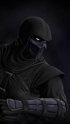 Arte Kombat Mortal, Scorpion Mortal Kombat, Video Game Creator, Video Game Art, Goku Blue, Mortal Kombat X Wallpapers, Noob Saibot, Ninja Art, Mileena