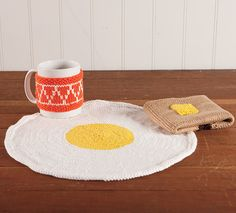 Free Knitting Pattern Set - Breakfast of Champions from knitpicks.com