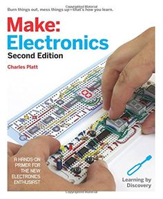 12 best make electronics component kit new 2nd edition images on make electronics learning through discovery by charles fandeluxe Images
