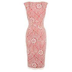 Coast Lexique Lace Dress