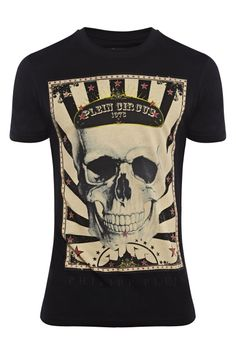 "PHILIPP PLEIN - Official Website | T-SHIRT ""PLEIN CIRCUS"" 