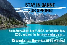 TWO WEEKS FREE - book our Banff course now! Ski And Snowboard, Snowboarding, Skiing, Ski Canada, Alpine Lodge, Sunshine Village, Free In, 5 Year Olds, Banff