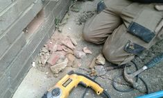 More rubble filled cavities Cavities, Outdoor Power Equipment, Home Appliances, Homes, Shape, House Appliances, Houses, Dental Caries, Appliances