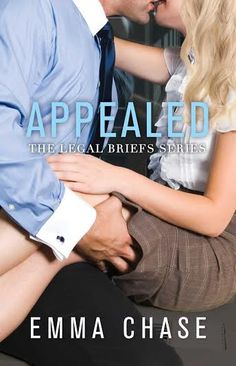 Fangirl Moments And My Two Cents: Appealed by Emma Chase Review + Excerpt #EmmaChase #LegalBriefs #ExcerptReveal