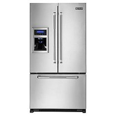 19.8 cu. ft. Pro-Style® French-Door Refrigerator w/ External Dispenser ENERGY STAR®- Jenn-Air