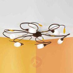 Playful ceiling light Gerbera-3001926X-22