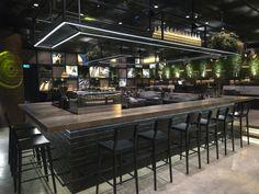 Pipa restaurant by Geomim, Istanbul – Turkey » Retail Design Blog