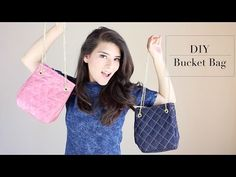 Hope you like this diy bag tutorial and now you can make it from scratch by own hands. ✂ Materials you need to make this DIY: - the fabric - cardboard - thin. Leather Accessories, Fashion Accessories, Diy Bags Tutorial, Marc Jacobs Handbag, Designer Wallets, Wholesale Handbags, Fabric Bags, Shopper, Fashion Bags
