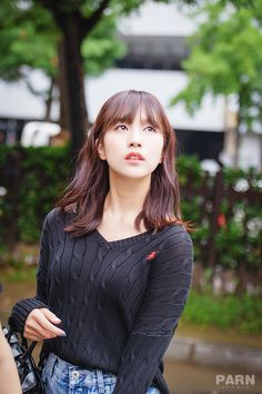 Mina looking into the sky : twicemedia