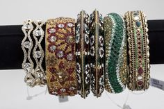 Want this Exquisite artwork bangles? Perfect for party wear !!