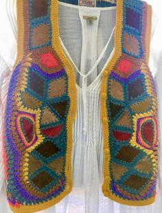 e0bb1743ed 89 Best Vintage 1970s Crochet images in 2018 | Crochet patterns ...
