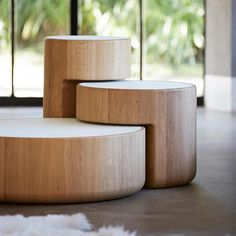 Levels Coffee Table by Lucie Koldova & Dan Yeffet. #p_roduct