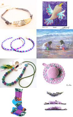 Purple Dream ! by Elena on Etsy--Pinned with TreasuryPin.com