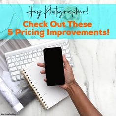 One of the scariest things about running a photography business is figuring out your photography pricing.Once you've done all the math and know how to profitably price your photography, the next step is to present and display your prices so that your clients see you're worth what you're asking to be paid.Below, I'm critiquing the photography pricing list of one of my Simplified Photography Pricing Formula students, Ciera Kizerian.