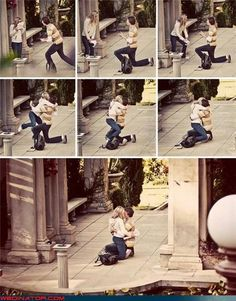 Funny pictures about Photographer Captures Unexpected Proposal. Oh, and cool pics about Photographer Captures Unexpected Proposal. Also, Photographer Captures Unexpected Proposal photos. Engagement Pictures, Wedding Pictures, Wedding Engagement, Wedding Ideas, Wedding Stuff, Engagement Ideas, Surprise Engagement, Wedding Details, Wedding Inspiration