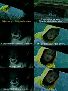 It 2017 Pennywise✖ Georgie