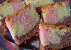 Ciasto kisielowe - trzy kolory - DoradcaSmaku.pl Polish Recipes, Polish Food, Cornbread, Ale, Cake Recipes, Cheesecake, Good Food, Pork, Food And Drink