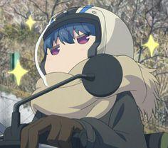 ゆるキャン Manga Girl, Manga Anime, Anime Art, Camping Aesthetic, Anime Expressions, Kawaii Anime Girl, Manga Games, Awesome Anime, Anime Comics