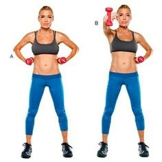 10-Minute Workout for Defined Arms   Healthy Living - Yahoo Shine